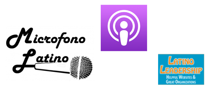 microfono latino podcast